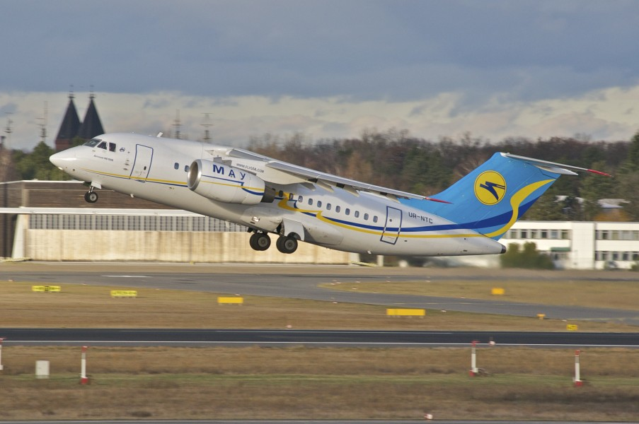 Ukraine International Airlines Antonov An-148-100B; UR-NTC@TXL;30.12.2012 684dg (8333216186)