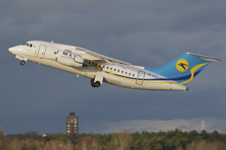 Ukraine International Airlines Antonov An-148-100B; UR-NTC@TXL;30.12.2012 684dh (8333231300)