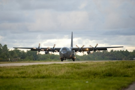 Air Force Hercules - Flickr - NZ Defence Force