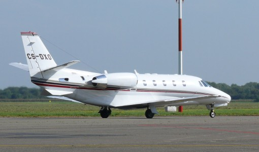 Antwerp Cessna Citation CS-DXO 03