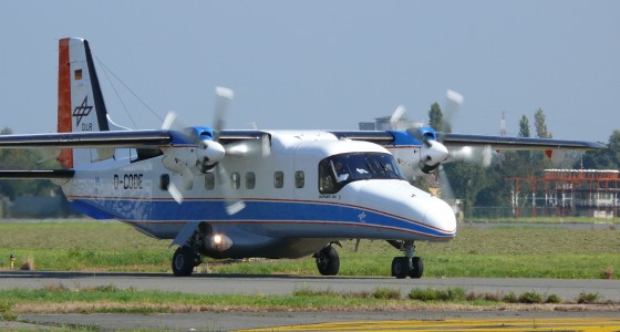 ANtwerp DLR Dornier Do228