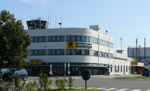 Antwerp international airport