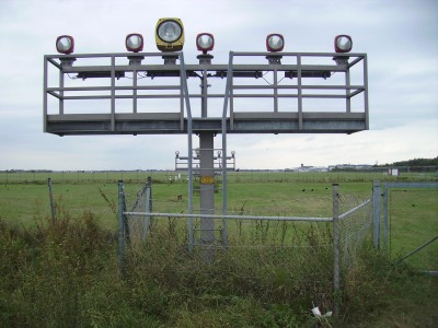Approach Lighting System Bremen 1