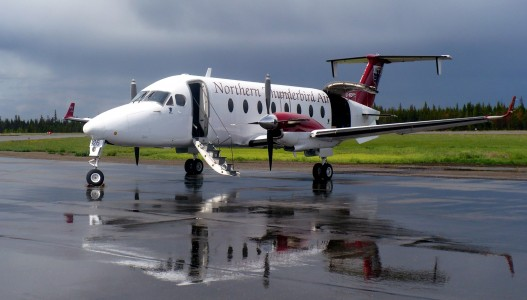 Beechcraft 1900D Northern Thunderbird