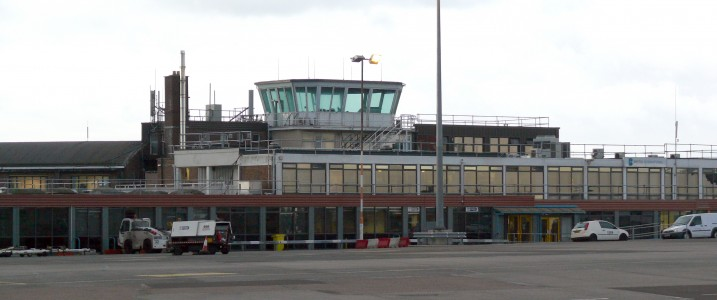 Bristol airport old tower