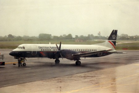 British Airways (G-BTPM), Belfast International, June 1994
