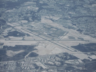BWI aerial
