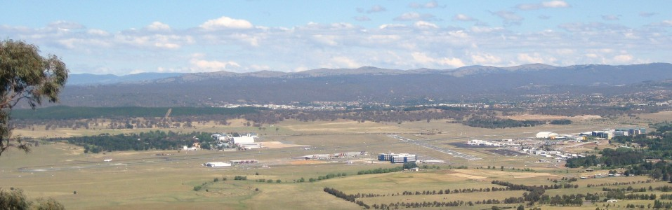 Canberra Airport Nov 08