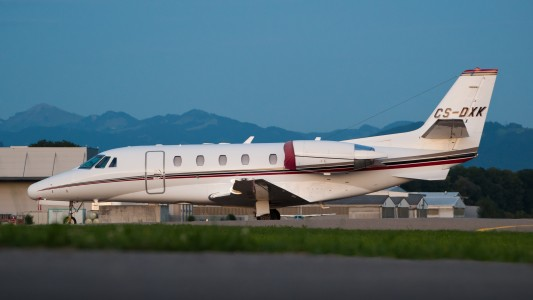Cessna 560XL Citation XLS CS-DXK