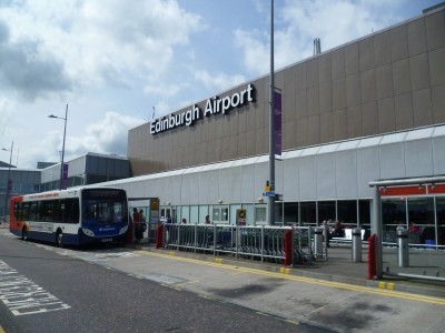 Edinburgh Airport Terminal