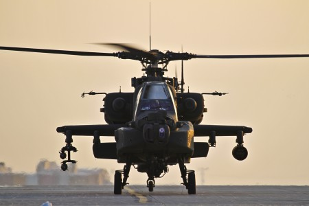 Flickr - The U.S. Army - Apache takeoff