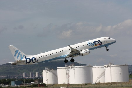 Flybe (G-FBEI), Belfast City Airport, June 2010 (02)