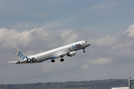 Flybe (G-FBEI), Belfast City Airport, June 2010 (03)