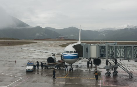 Huanglong China Jiuzhaigou-Huanglong-Airport-01