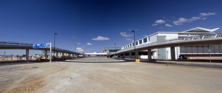 New terminal building at Canberra Airport 2