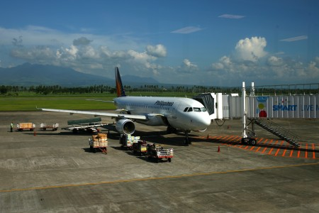 PAL Airbus 300-200 Bacolod