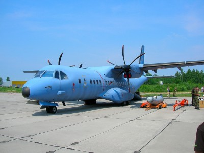 Polish Air Force CASA C-295M