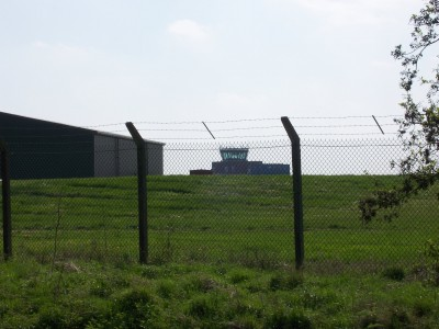 RAF Northolt control tower