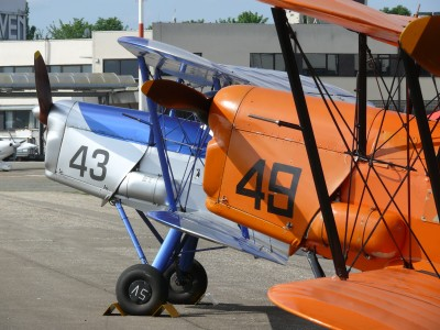 Stampe SV4s at Fly In 03