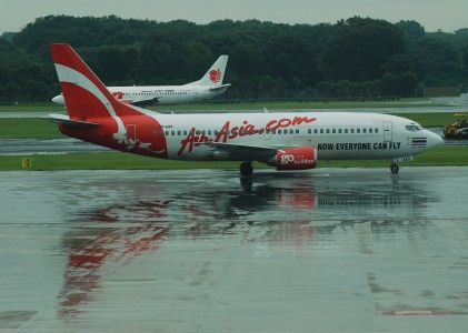 Thai AirAsia Boeing 737-300 and Lion Air Boeing 737-400