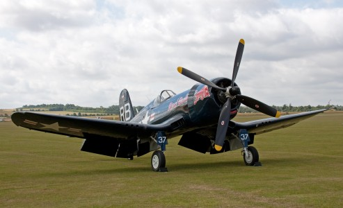 Vought Corsair F4U-4 BuNo 96995 4 (5922838053)