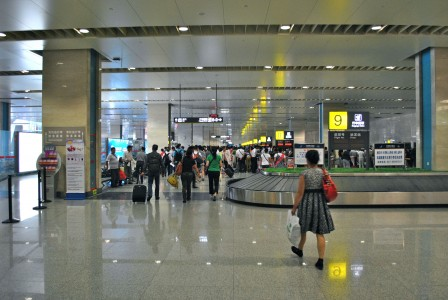 Wuhan Tianhe Airport Inside 4