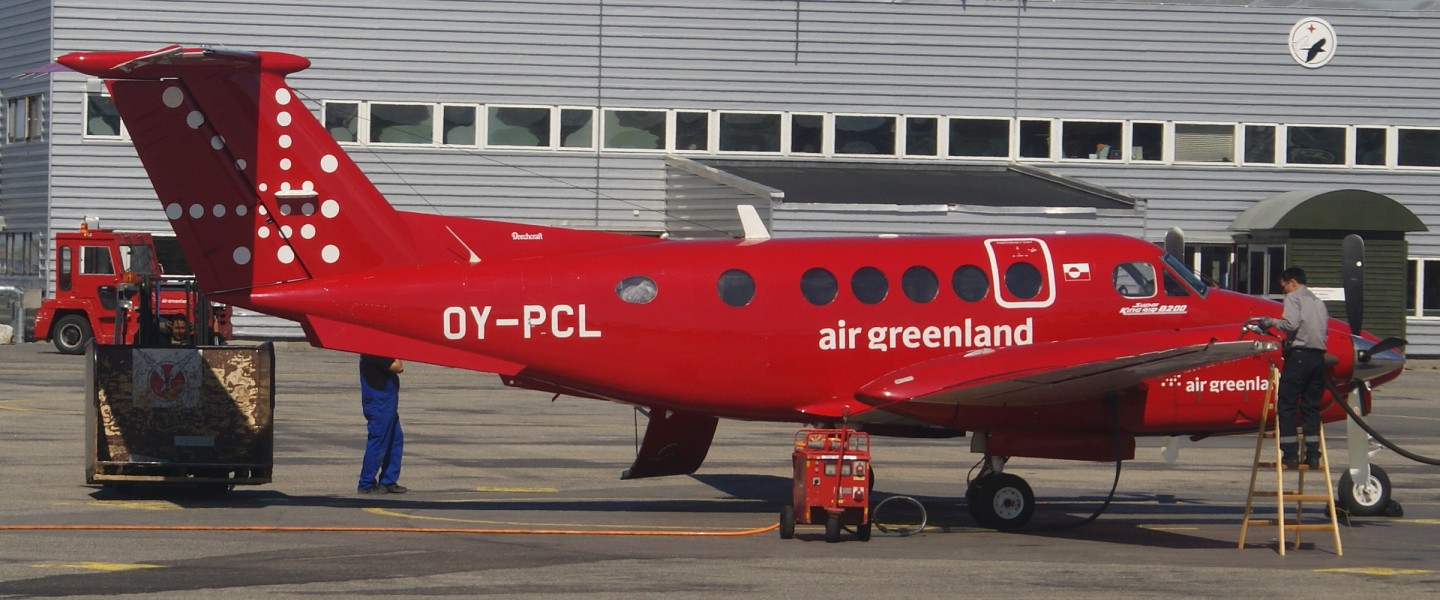 Air-Greenland-beechcraft-b200-king-air-amaalik