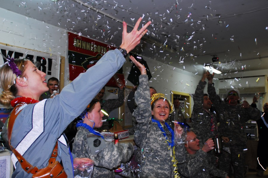 Flickr - The U.S. Army - New Years Eve for Task Force 34
