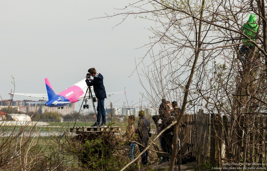 Lviv airport photographed in April 2019 by Serhiy Lvivsky, picture 3