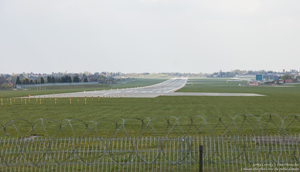Lviv airport photographed in April 2019 by Serhiy Lvivsky, picture 6