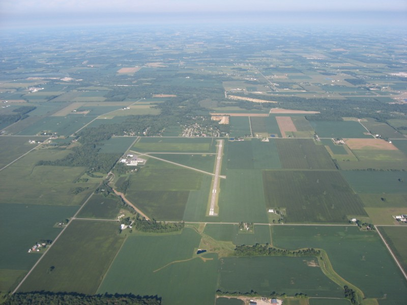 Sidney Municipal Airport in Ohio