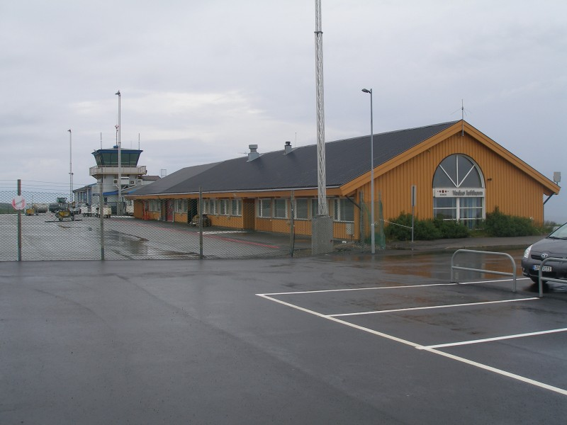 Vadsø Airport 20080718