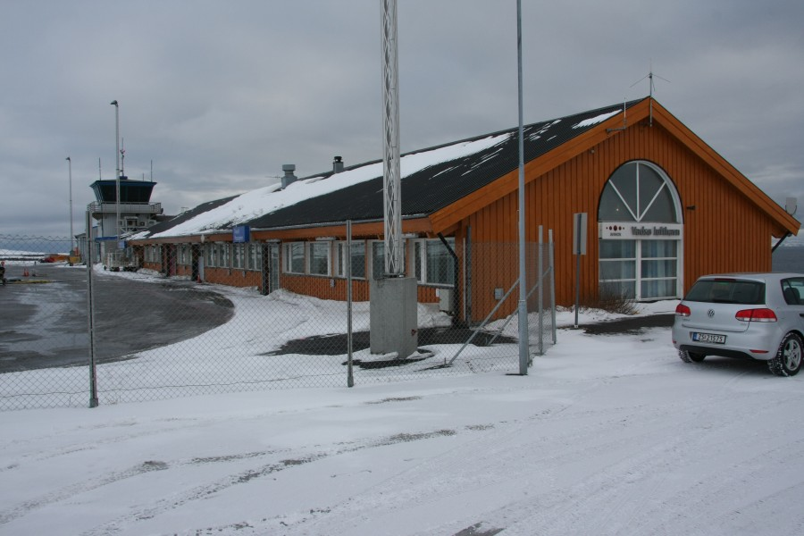 Vadsø Airport 20120311