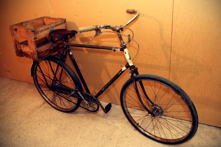 57' Raleigh Sports