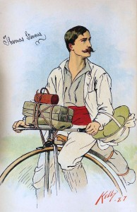 Thomas Stevens bicycle