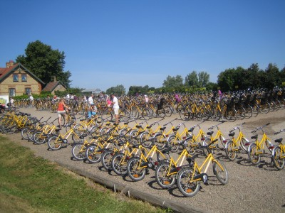 Ven 1500 bicycles