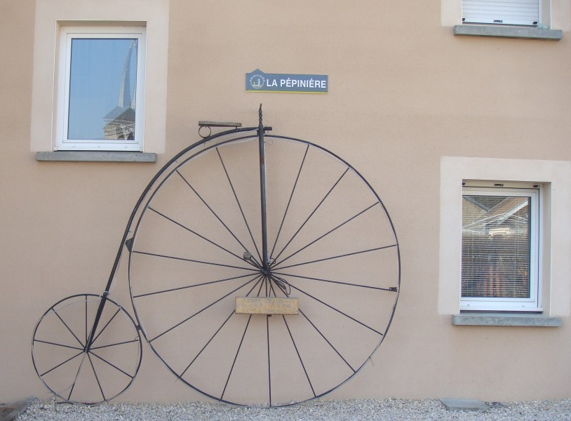 1870 Bicycle