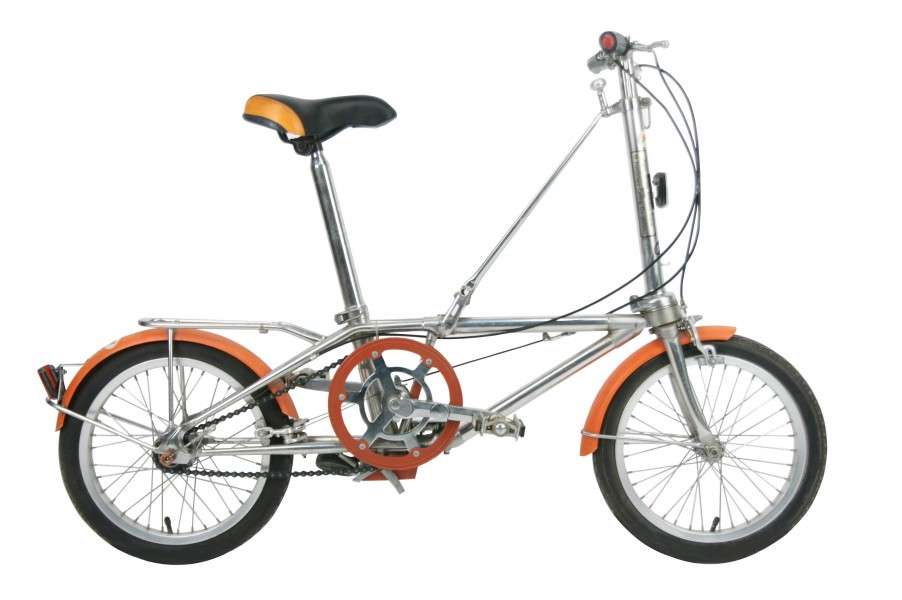 1982 Hon Convertible folding bicycle