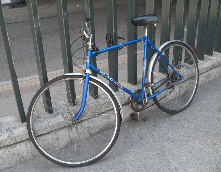 Romet Wagant bicycle (1)