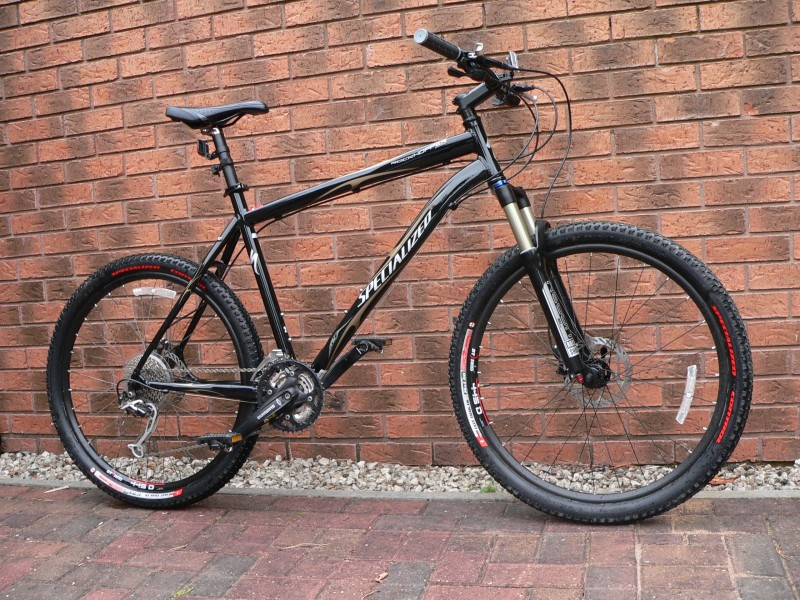 Specialized Rockhopper Expert Disc 2009