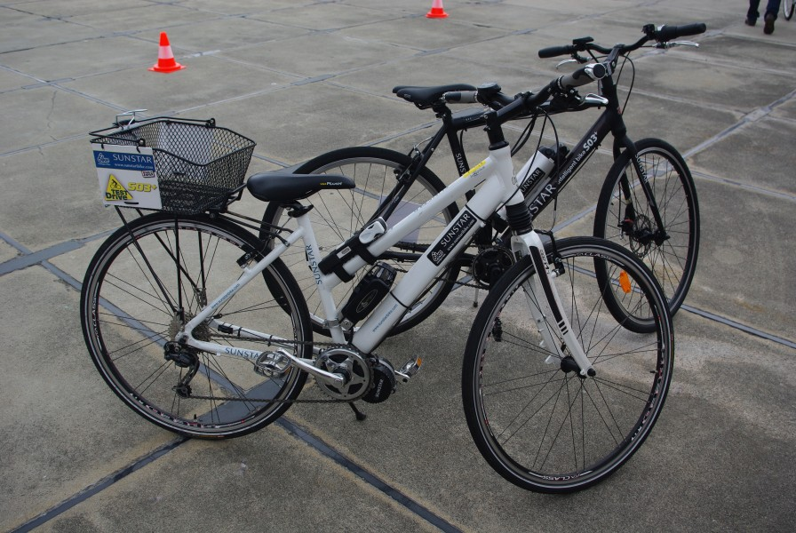 Sunstar electric bikes
