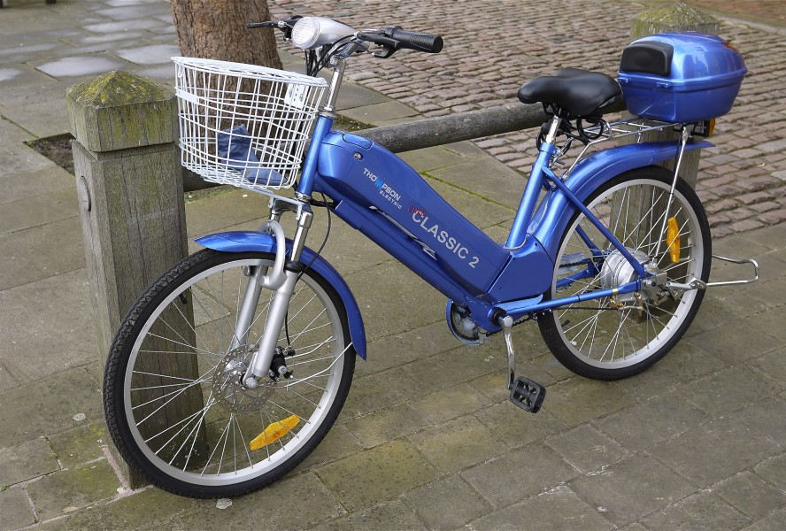 Thompson Euro Classic 2 Electric Bicycle - Flickr - mick - Lumix