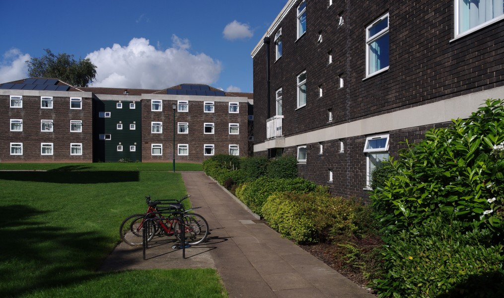 University Park MMB Y3 Sherwood Hall and Rutland Hall