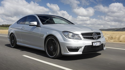 2012 Mercedes-Benz C63 AMG Car Review - Flickr - NRMA New Cars