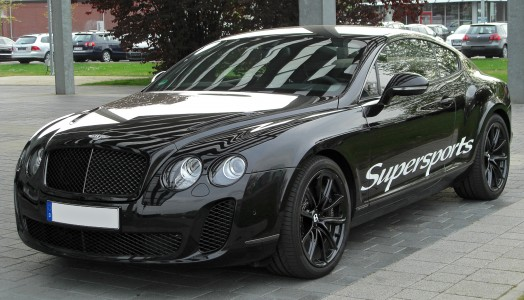 Bentley Continental GT Supersports front 20100425