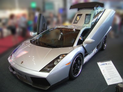 Lamborgini Gallardo - Tuning World