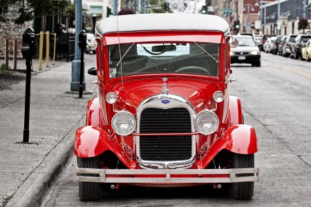 Red Ford