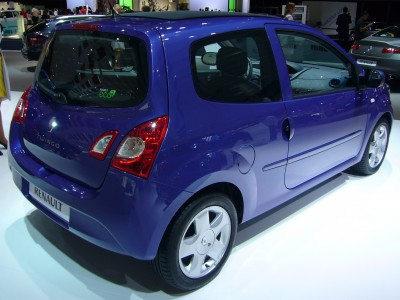 Renault Twingo phase II (rear quarter 2)