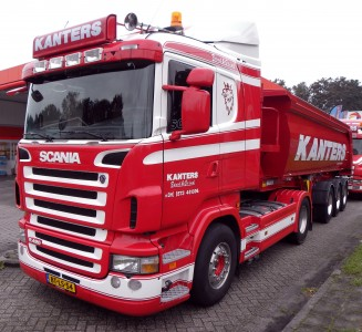 Scania R 420 , Kanters