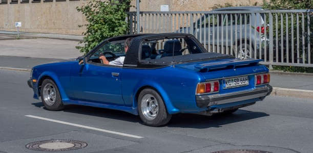 Toyota Celica convertible (A40-A50) sunchaser 17RM0360